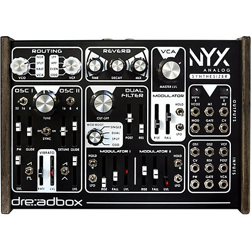 Dreadbox NYX Synthesizer Module