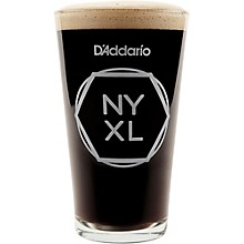 D'Addario NYXL Pint Glass