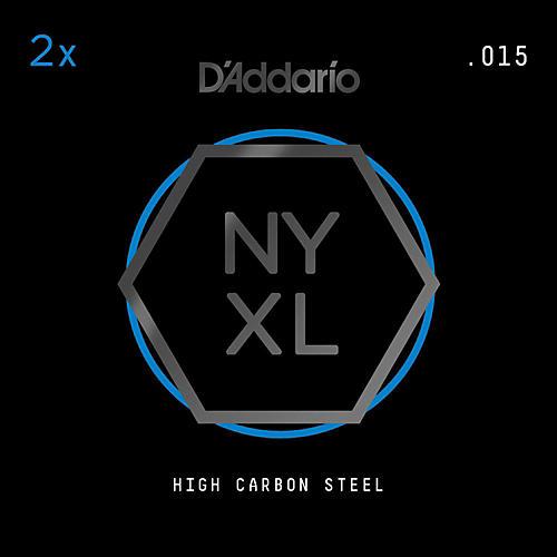 D'Addario NYXL Plain Steels (2-Pack)