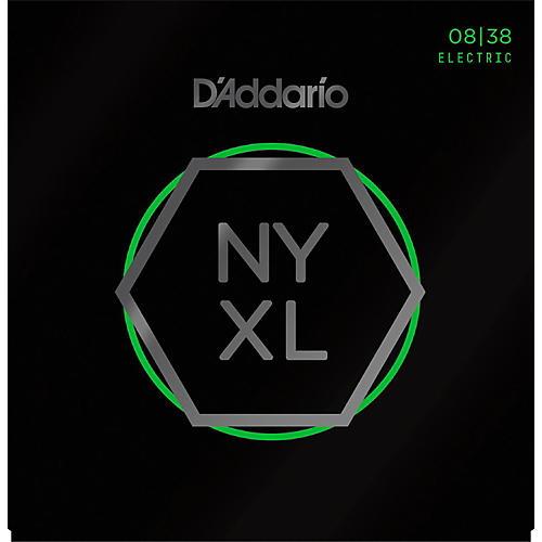 D'Addario NYXL0838 Extra Super Light Electric Guitar Strings