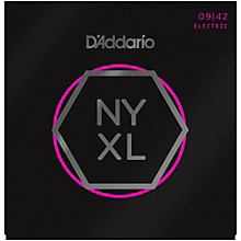 D'Addario NYXL0942 Super Light Electric Guitar Strings