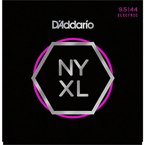 D'Addario NYXL09544 Super Light Plus Electric Guitar Strings-thumbnail