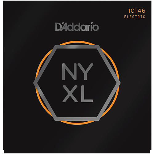 D'Addario NYXL1046 Light Electric Guitar Strings-thumbnail