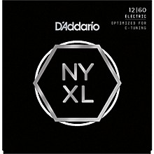 D'Addario NYXL1260 Extra Heavy Electric Guitar Strings