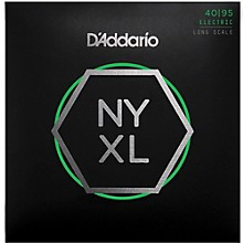 D'Addario NYXL4095 Gauge NPS Long-Scale Bass Strings