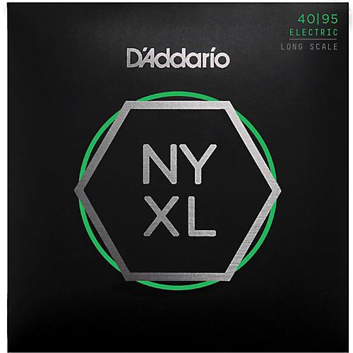 D'Addario NYXL4095 Gauge NPS Long-Scale Bass Strings-thumbnail
