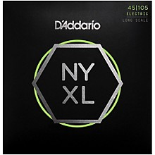 D'Addario NYXL45105 Gauge NPS Long-Scale Bass Strings