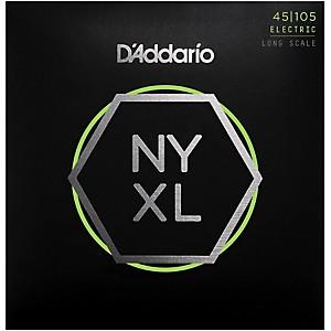 Daddario NYXL45105 Gauge NPS Long-Scale Bass Strings