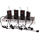 Nady U-41 Quad HM3 Headset Wireless System (14/16/10/12)