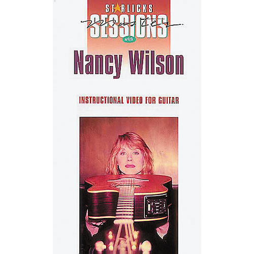 Hal Leonard Nancy Wilson Video