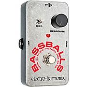 Nano Bassballs Envelope Filter Bass Effects Pedal