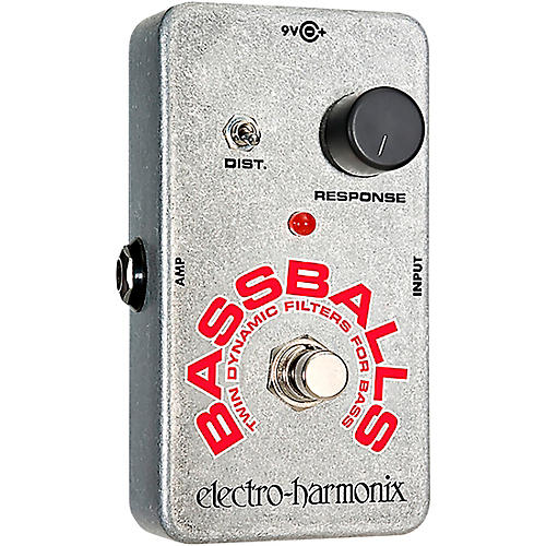 Electro-Harmonix Nano Bassballs Envelope Filter Bass Effects Pedal-thumbnail