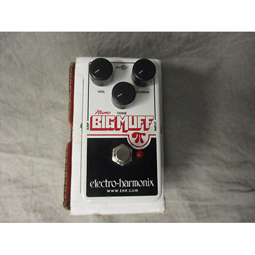 Electro-Harmonix Nano Big Muff Distortion Effect Pedal