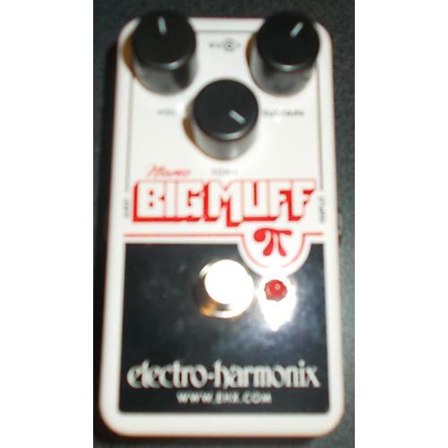 Electro-Harmonix Nano Big Muff Distortion Effect Pedal