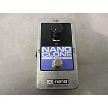 Electro-Harmonix Nano Clone Chorus Effect Pedal