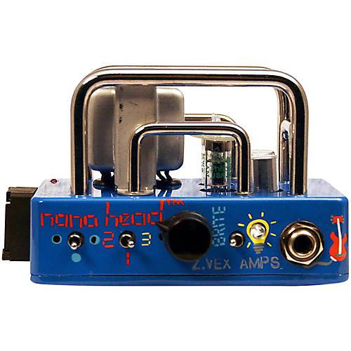 Zvex Nano Head Tube Guitar Amp Head-thumbnail