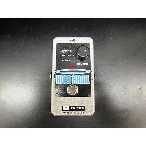 Electro-Harmonix Nano Holy Grail Reverb Effect Pedal-thumbnail