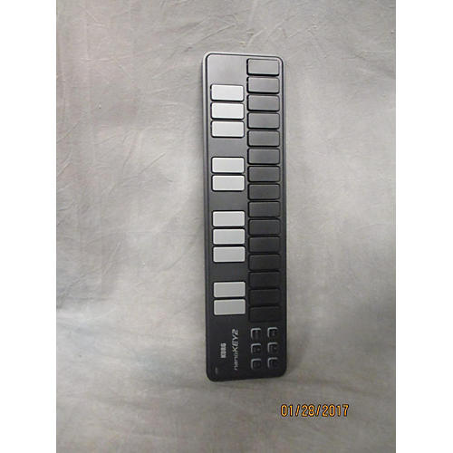 used korg nano key 2 midi controller guitar center. Black Bedroom Furniture Sets. Home Design Ideas