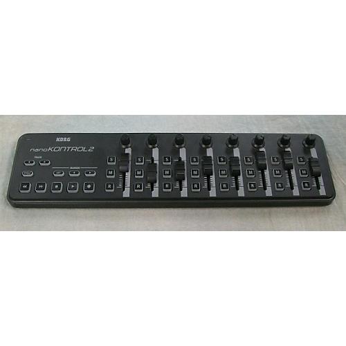 Korg Nano Kontrol 2 MIDI Controller
