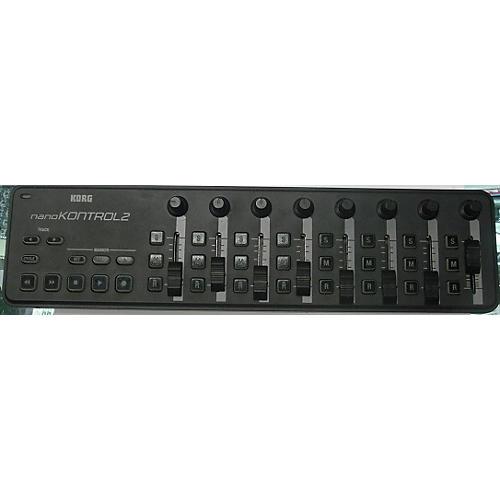 Korg Nano Kontrol 2 MIDI Controller-thumbnail