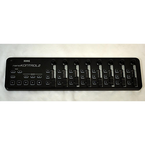 Used Korg Nano Kontrol 2 Midi Controller Guitar Center