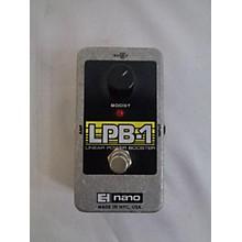 Electro-Harmonix Nano LPB1 Linear Power Booster Pedal