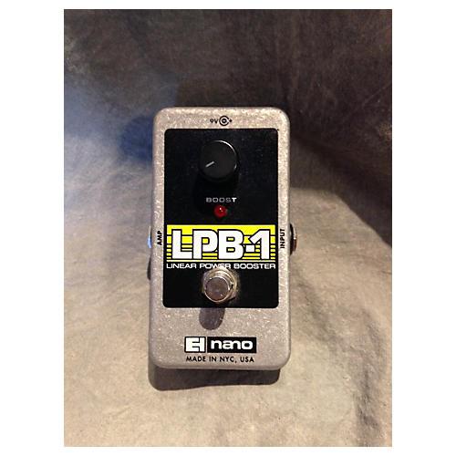 Electro-Harmonix Nano LPB1 Linear Power Booster