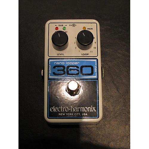 Electro-Harmonix Nano Looper 360 Pedal-thumbnail