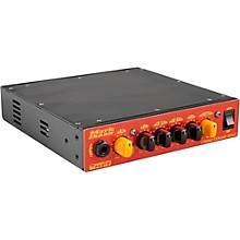 Markbass Nano Mark 300 Compact 300W Bass Amp Head Level 1 Red