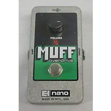 Electro-Harmonix Nano Muff Overdrive Effect Pedal