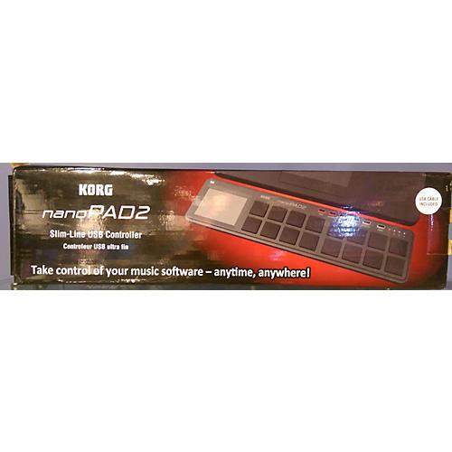 Korg Nano Pad 2 MIDI Controller