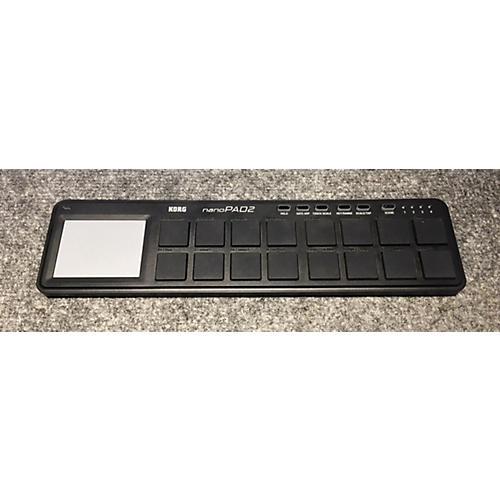 Korg Nano Pad 2 MIDI Controller-thumbnail