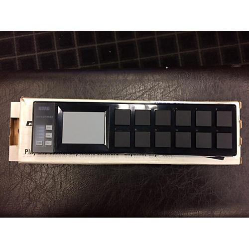 used korg nano pad midi controller guitar center. Black Bedroom Furniture Sets. Home Design Ideas