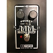 Electro-Harmonix Nano Pocket Metal Muff Distortion Effect Pedal