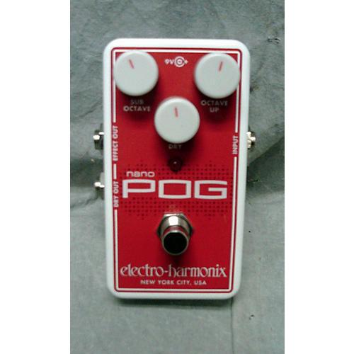 Electro-Harmonix Nano Pog Effect Pedal