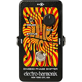 electro harmonix nano small stone phase shifter guitar effects pedal guitar center. Black Bedroom Furniture Sets. Home Design Ideas