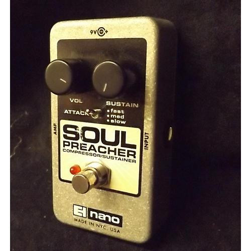Electro-Harmonix Nano Soul Preacher Compressor-thumbnail