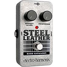 Electro-Harmonix Nano Steel Leather Bass Expander Effect Pedal