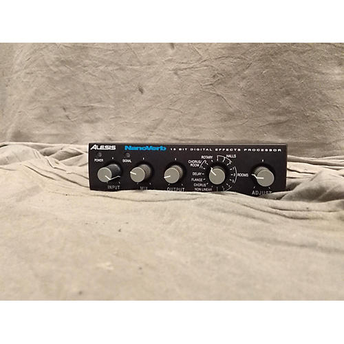 Alesis Nanoverb II Effects Processor-thumbnail