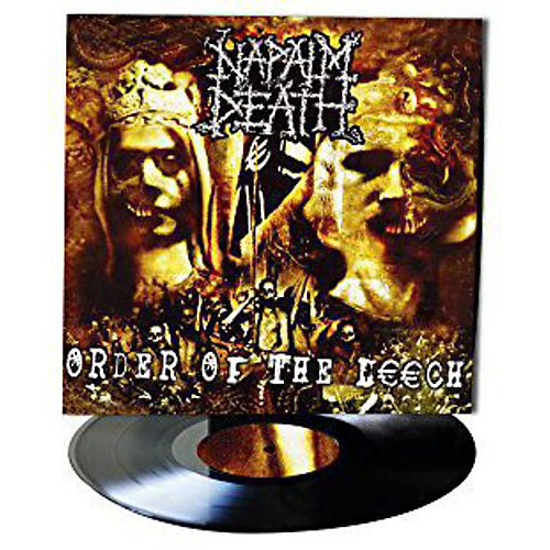 Alliance Napalm Death - Order of the Leech