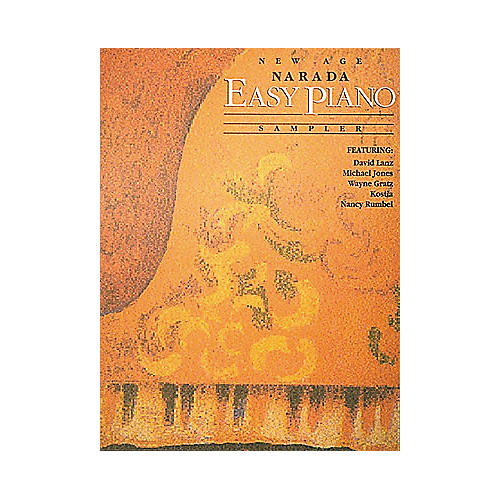 Hal Leonard Narada Easy Piano Sampler