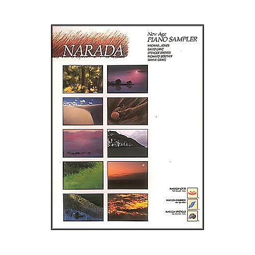 Hal Leonard Narada New Age Piano Sampler Soundtrack arranged for piano solo-thumbnail