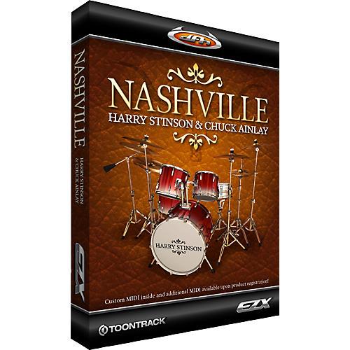 Toontrack Nashville EZX Software Download
