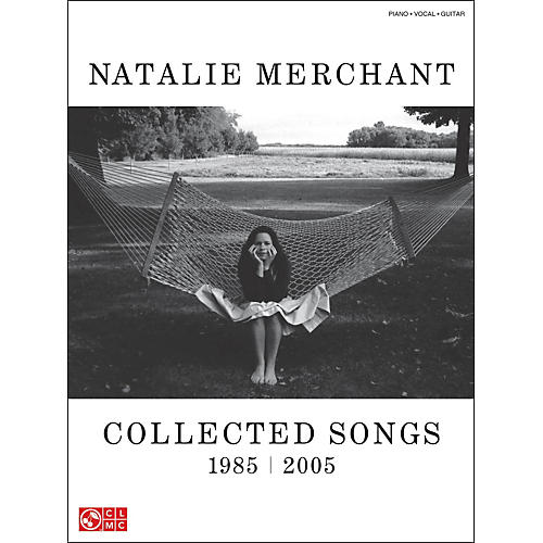 Cherry Lane Natalie Merchant Collected Songs 1985/2005 arranged for piano, vocal, and guitar (P/V/G)-thumbnail