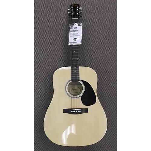 Squier Natural Acoustic Guitar-thumbnail