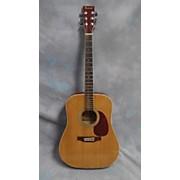 Burswood Natural Acoustic Guitar