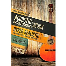 8DIO Productions Natural Acoustic Series: Acoustic Guitar Strummer