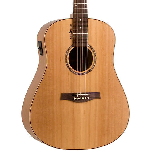 Seagull Natural Cherry SG Acoustic-Electric Guitar Natural