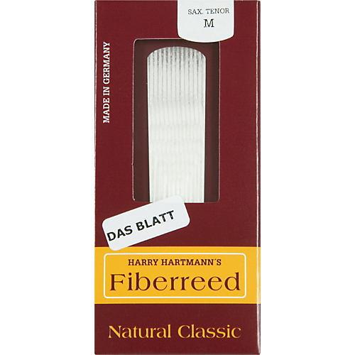 Harry Hartmann Natural Classic Fiberreed Tenor Saxophone Reed Medium-thumbnail
