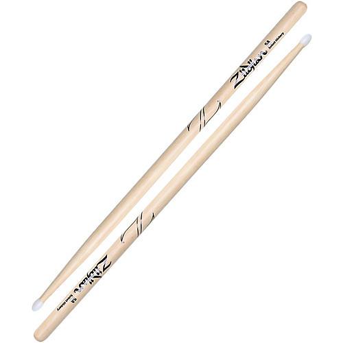 Zildjian Natural Hickory Drumsticks 5A Nylon